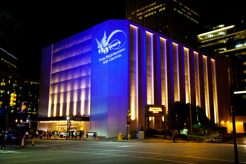 Tulsa Performing Arts Centre - FrizeMedia - Charles Friedo Frize - Digital Marketing And Advertising