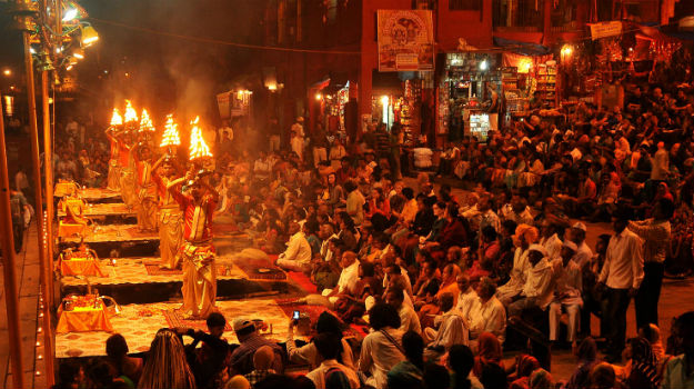 Varanasi Diwali Celebration - FrizeMedia - Digital Marketing Advertising Consulting - Charles Friedo Frize
